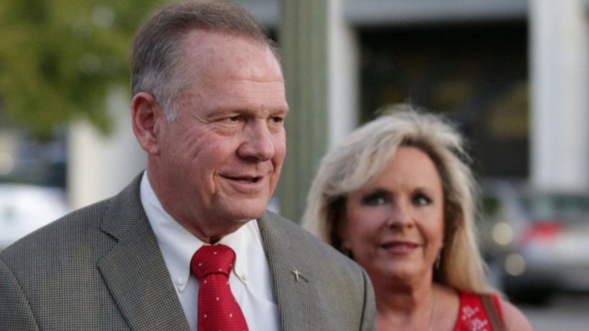 Moore: 'I have not been guilty of sexual misconduct with anyone'