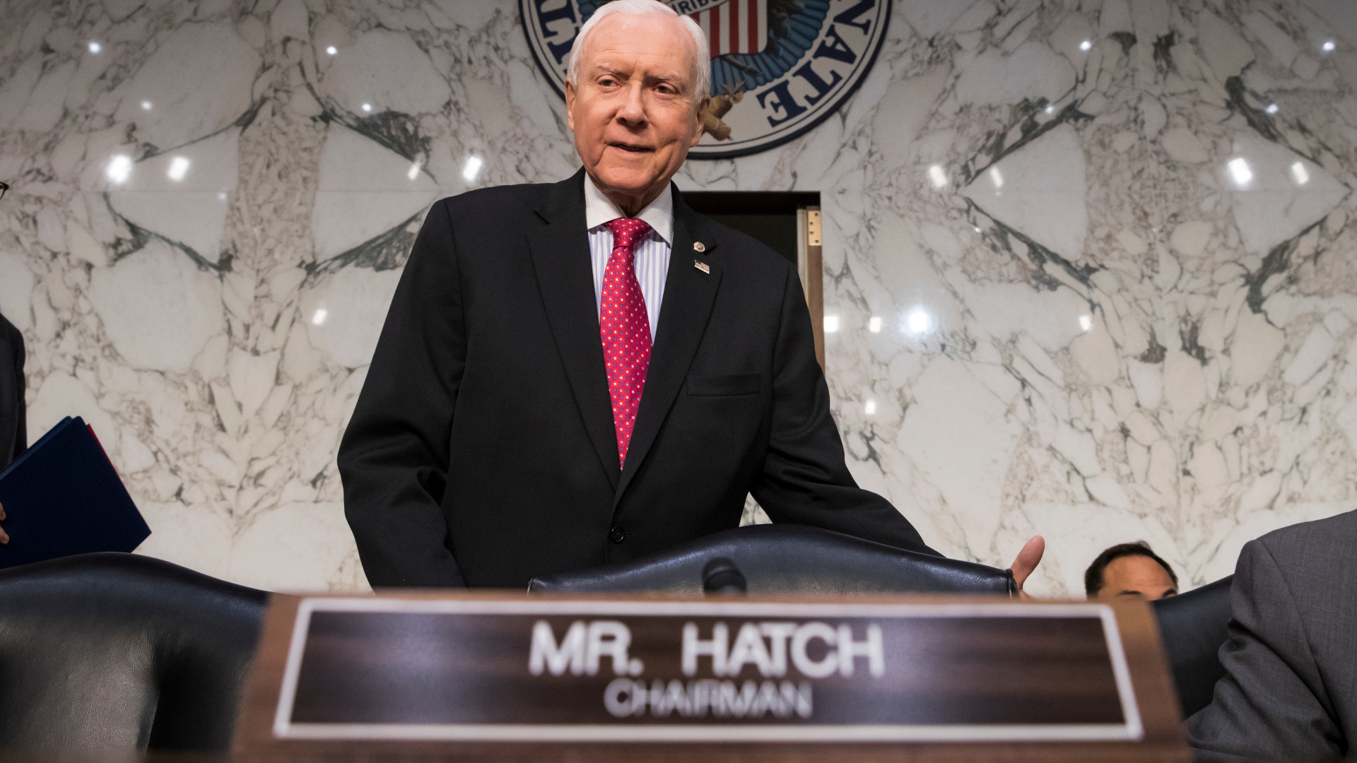 With Orrin Hatch retiring, Trump will lose a major ally in the Senate