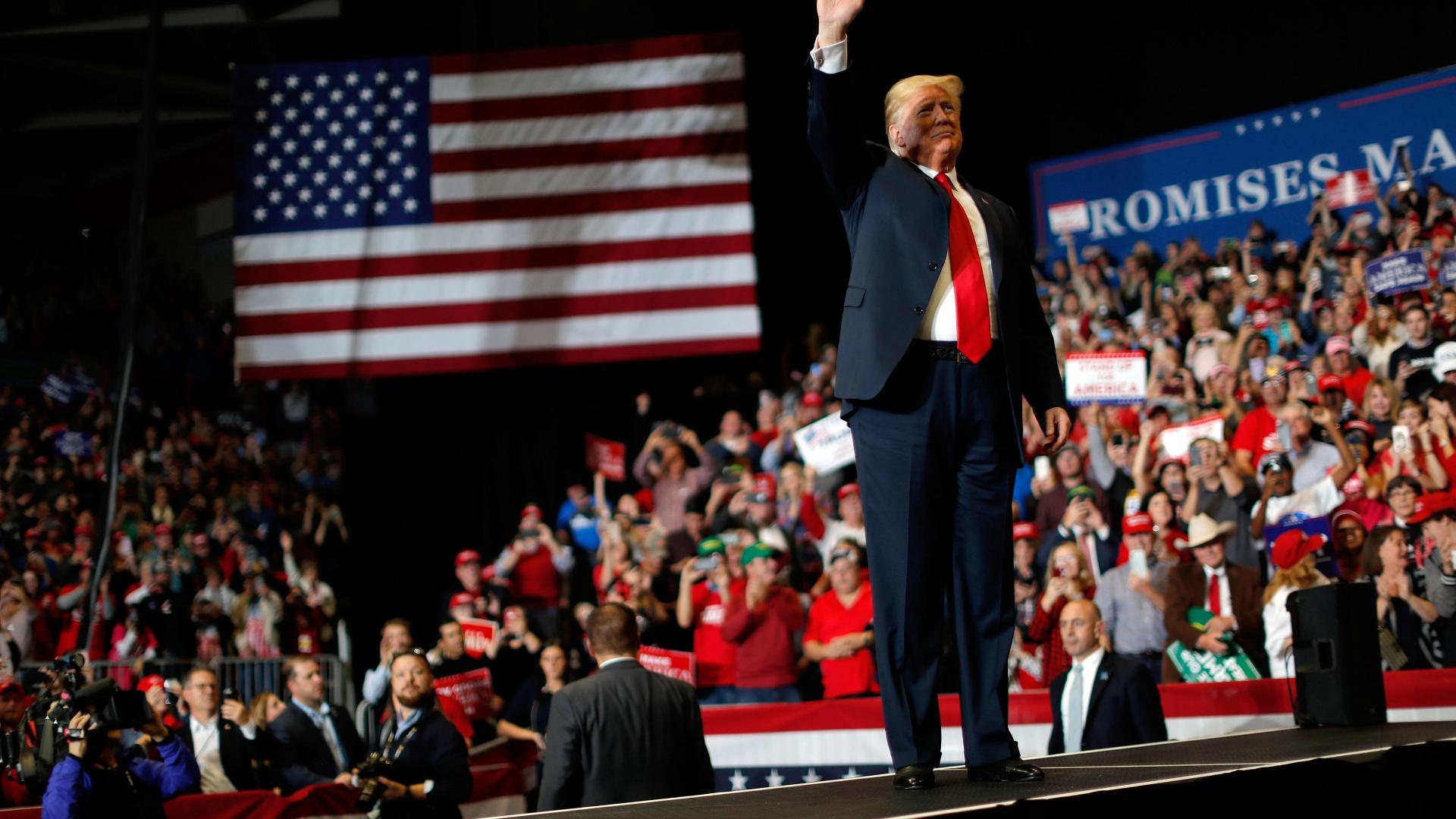 President Trump's crowd-size estimates: Increasingly unbelievable