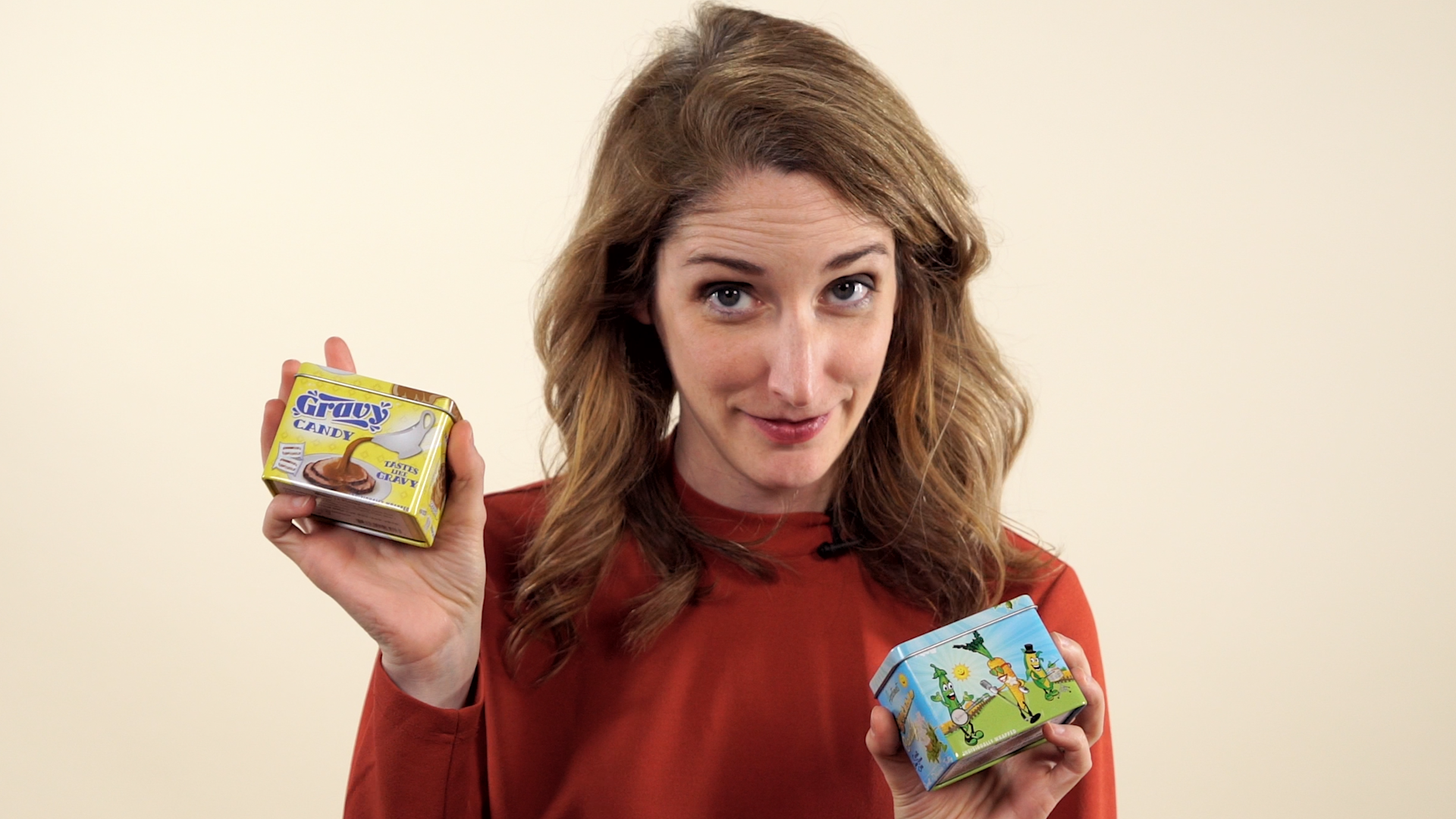 Two words will tell you everything about Thanksgiving novelty snacks: Gravy candy