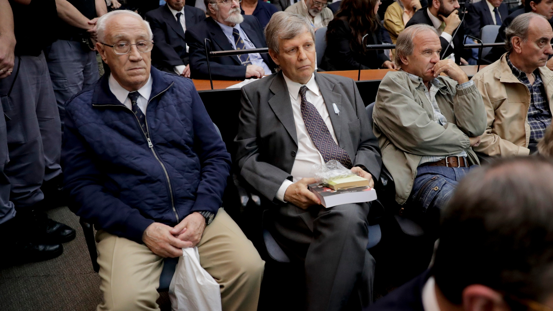 Angel Of Death 2017 'blond angel of death,' others sentenced in argentina for dictatorship-era  crimes