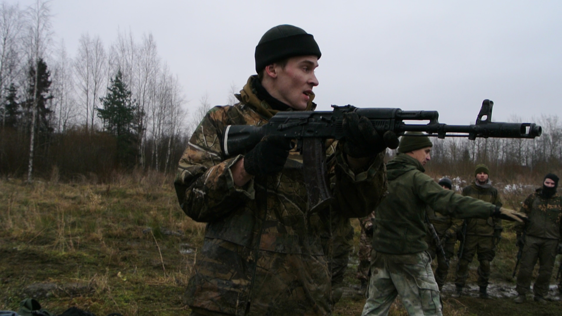 A right-wing militia trains Russians to fight the next war — with or without Putin