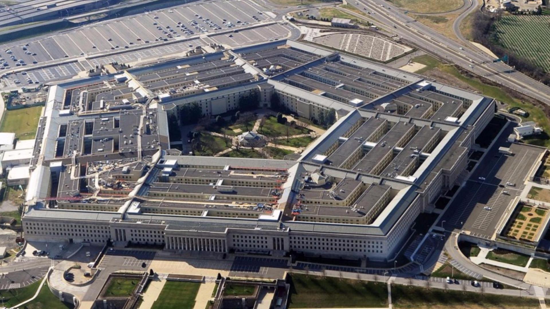 Pentagon buries evidence of $125 billion in bureaucratic waste