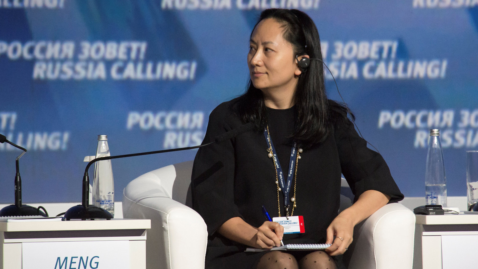 Huawei executive fights for release in Canada bail hearing that will continue into third day