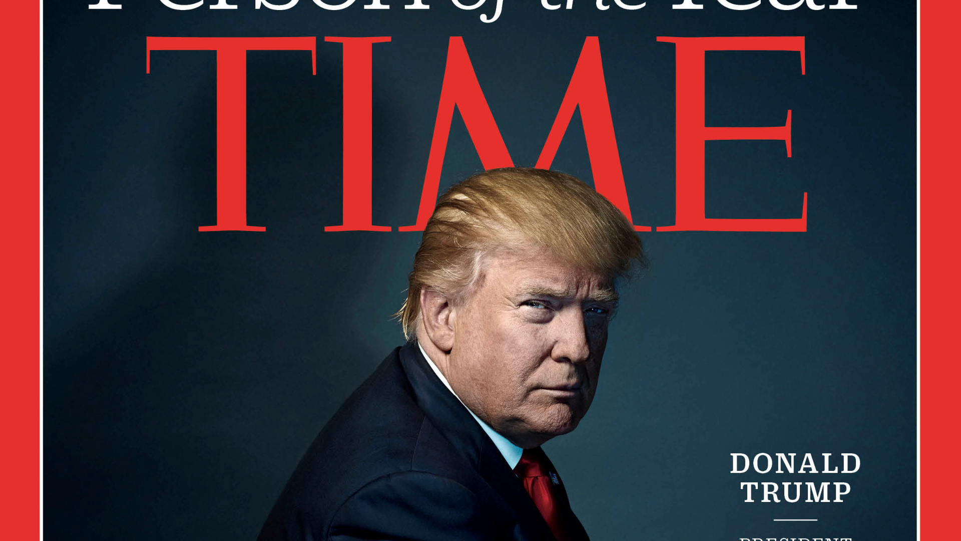 Donald Trump Is Finally Named Time S Person Of The Year The Washington Post