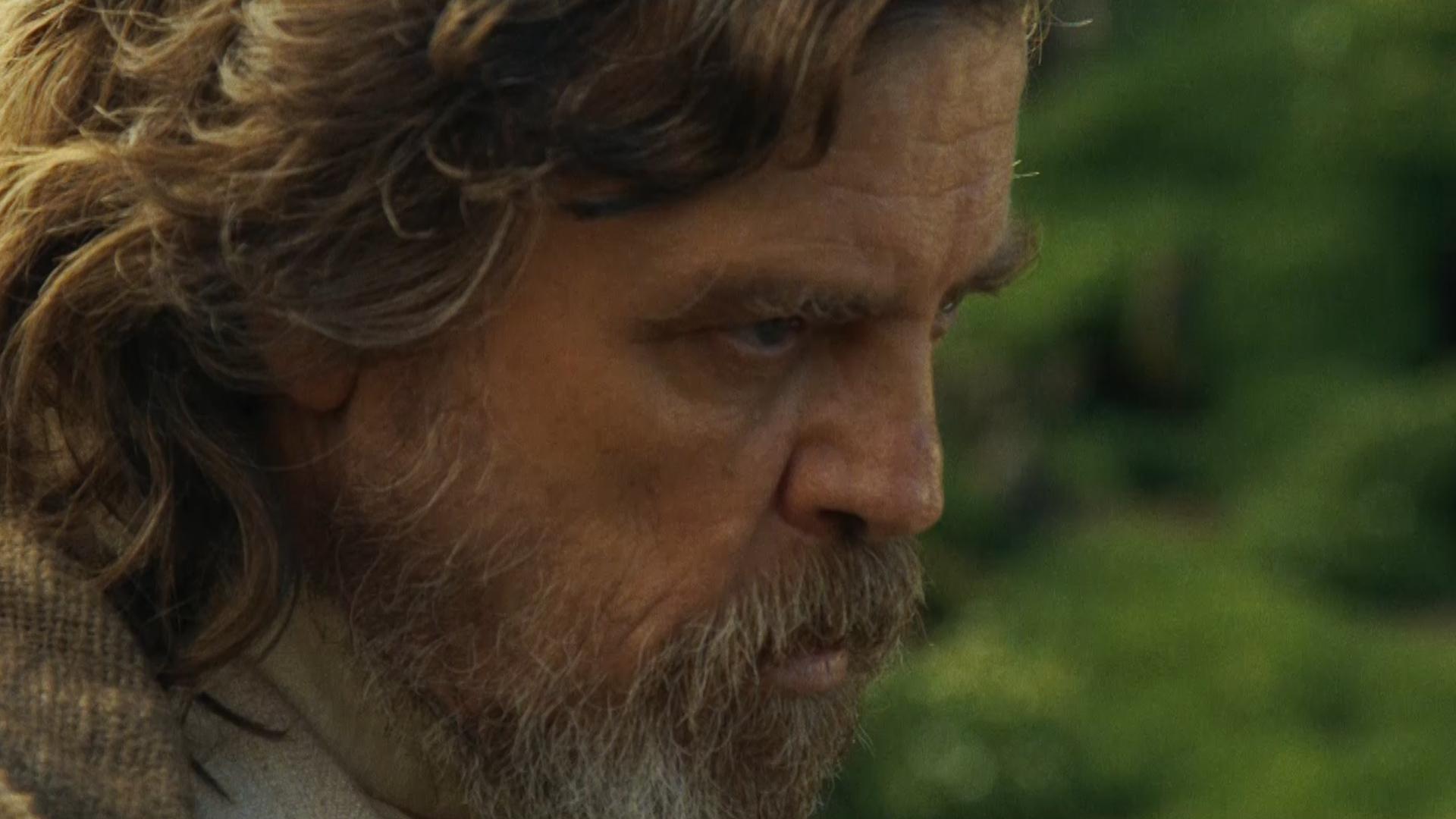 Mark Hamill's return as Luke Skywalker in 'The Last Jedi' is a revelation