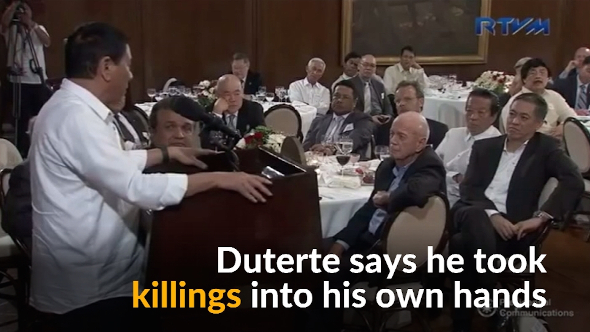 Duterte keeps admitting to killing people. His supporters keep shrugging it off.
