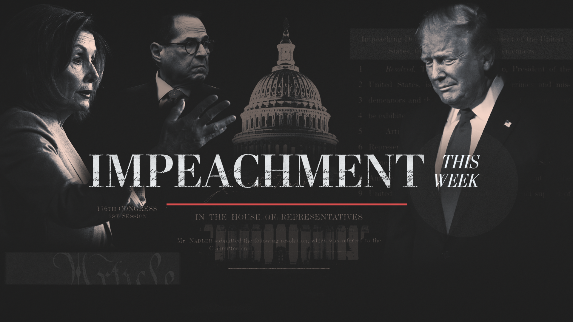 What happened this week in impeachment?