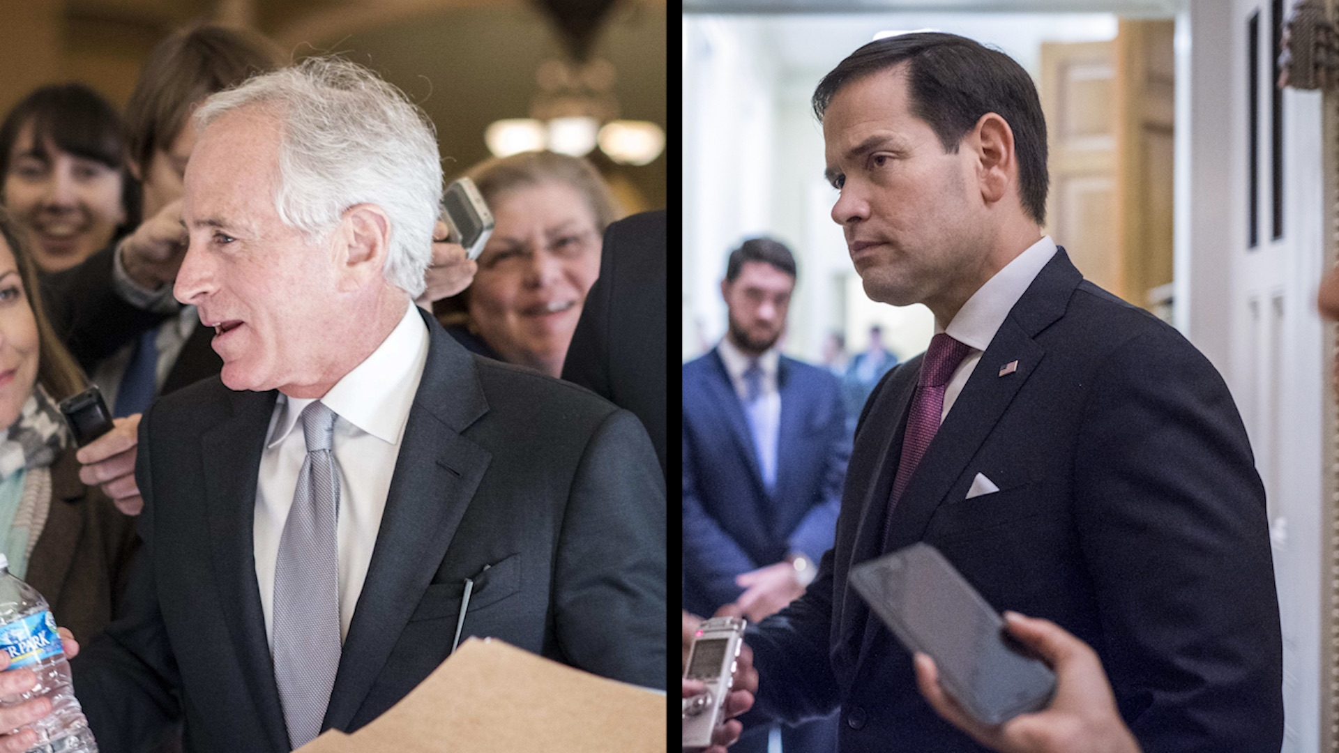 Republicans have votes to pass tax plan after Rubio, Corker pledge support