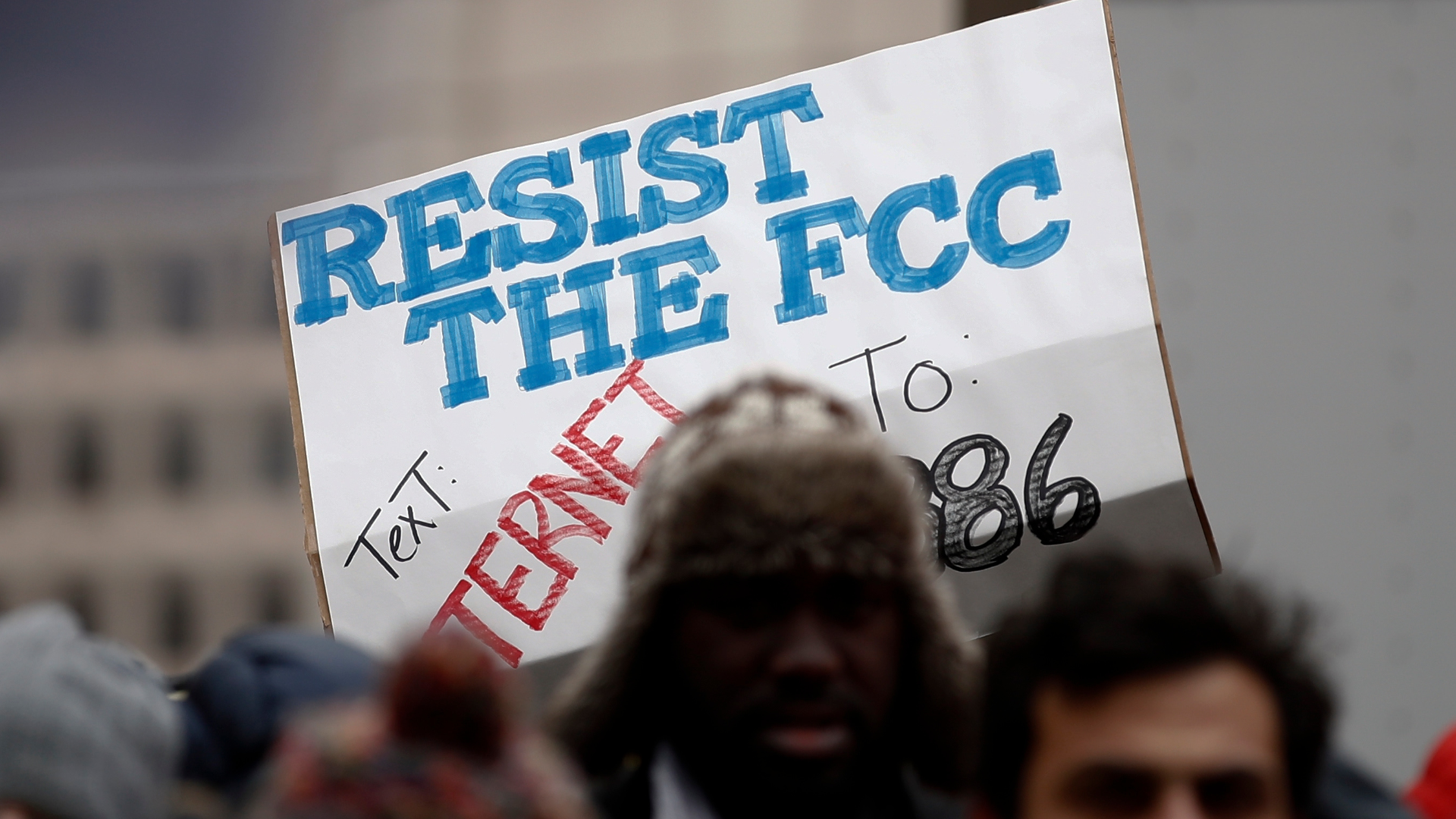 The FCC just voted to repeal its net neutrality rules, in a sweeping act of deregulation