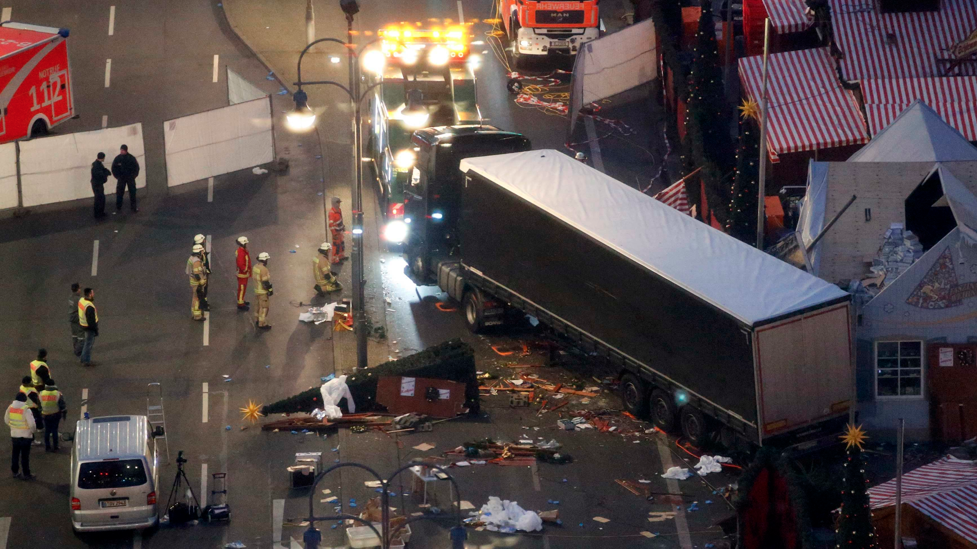 Truck attack may be part of ISIS strategy to sharpen divide between Muslims and others