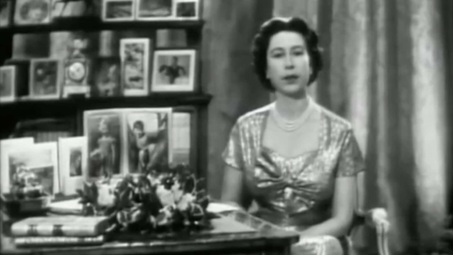 Queens Christmas Speech 2019 Watch Queen Elizabeth II's first televised Christmas message   The