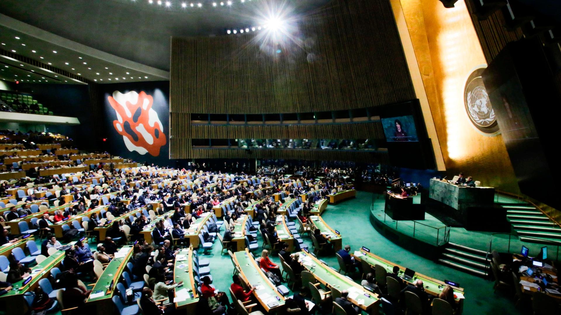 U.N. resoundingly rejects U.S. decision on Jerusalem in pointed rebuke