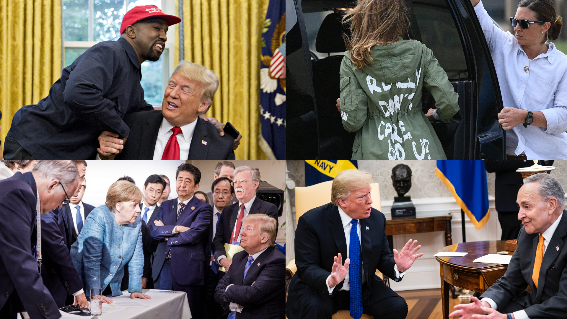 The 10 best things Trump has done in 2018