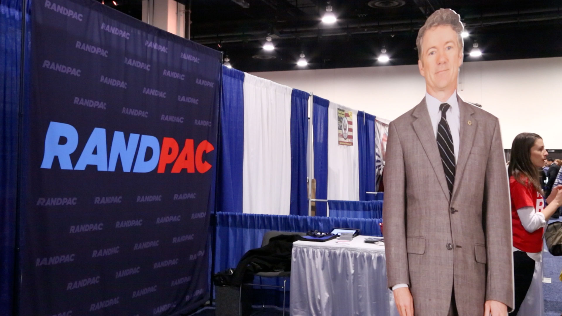 Rand Paul building national network, courting mainstream support for presidential bid