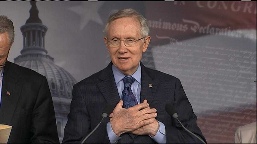 Government shutdown debate grates on Congress members' moods