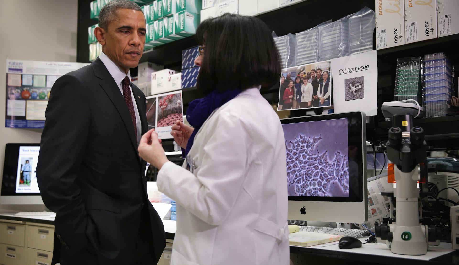 U.S. designates 35 hospitals to treat Ebola patients