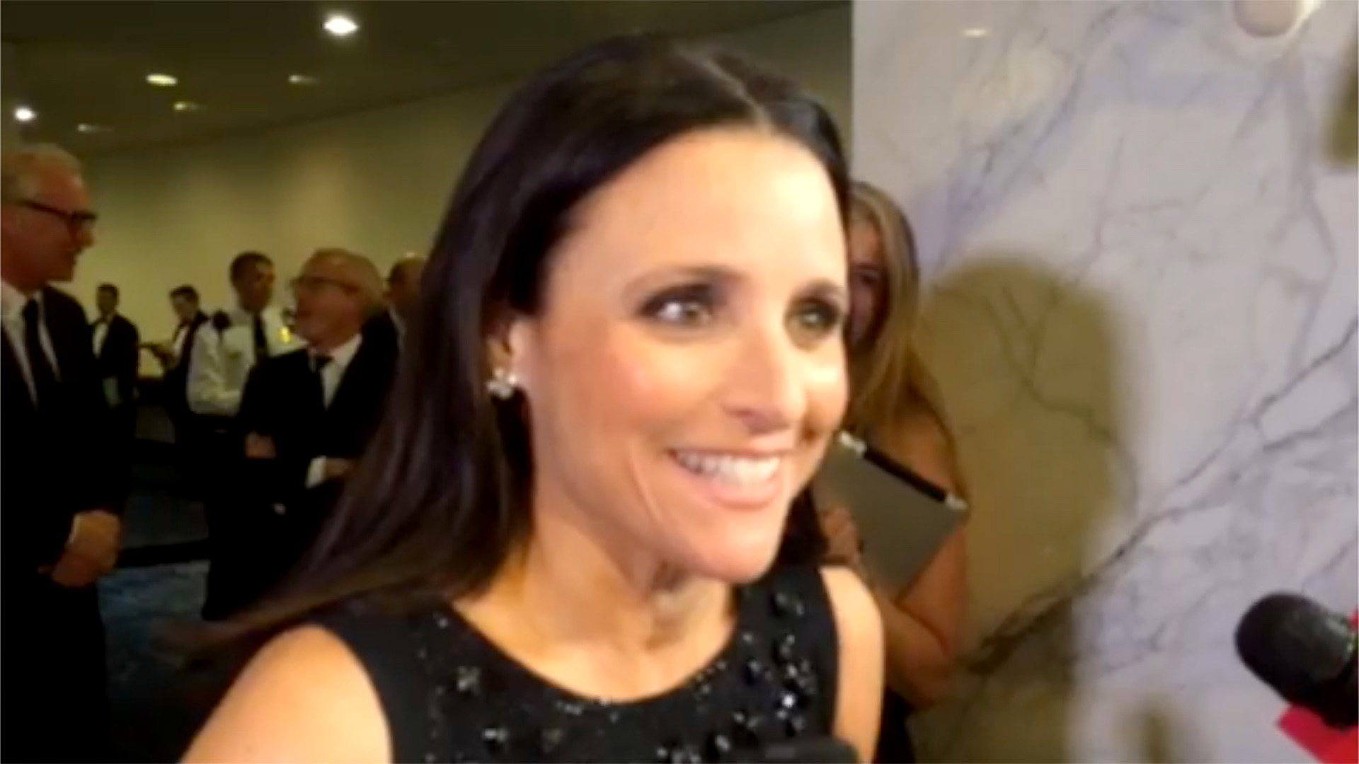 Julia Louis Dreyfus Ever Been Nude julia louis-dreyfus on whcd: 'my favorite part is when the