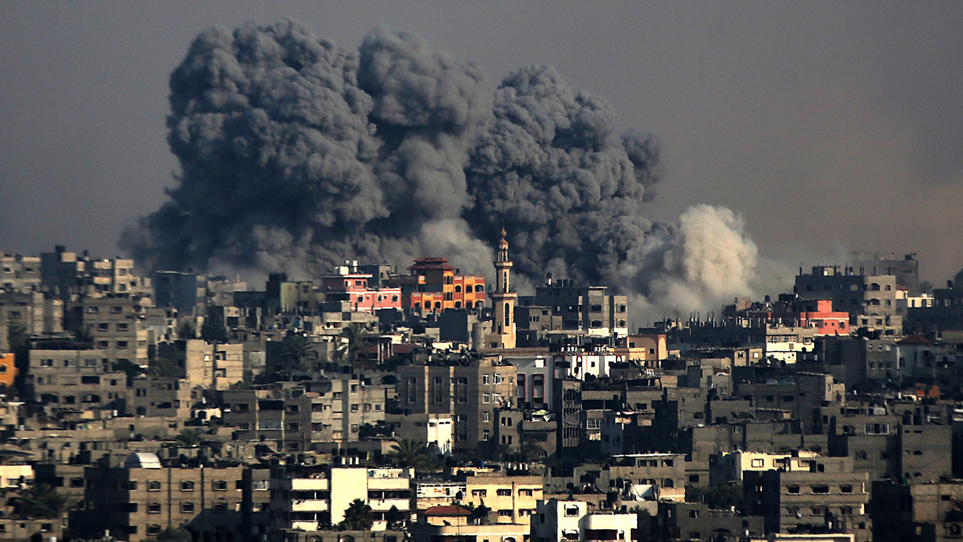 How Israel Helped Create Hamas The Washington Post