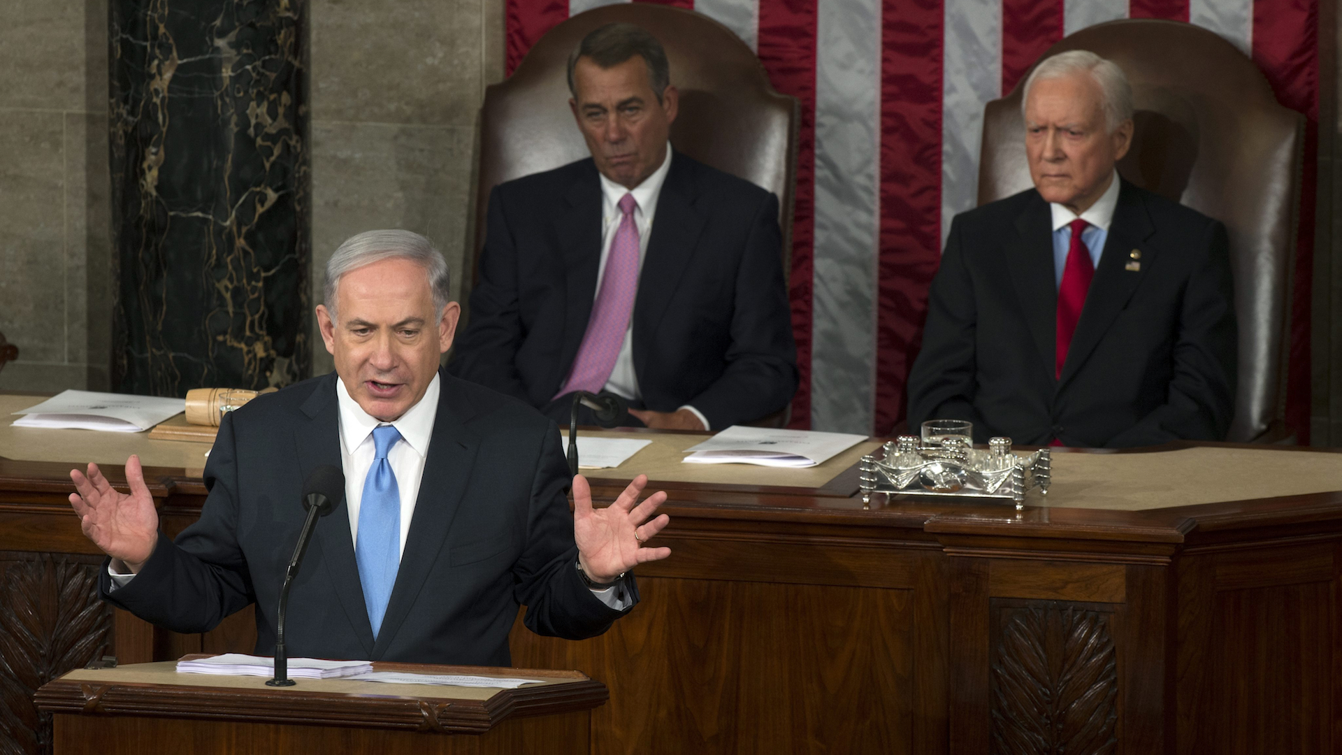 Netanyahu says U.S. is on verge of 'bad deal' with Iran over nuclear program