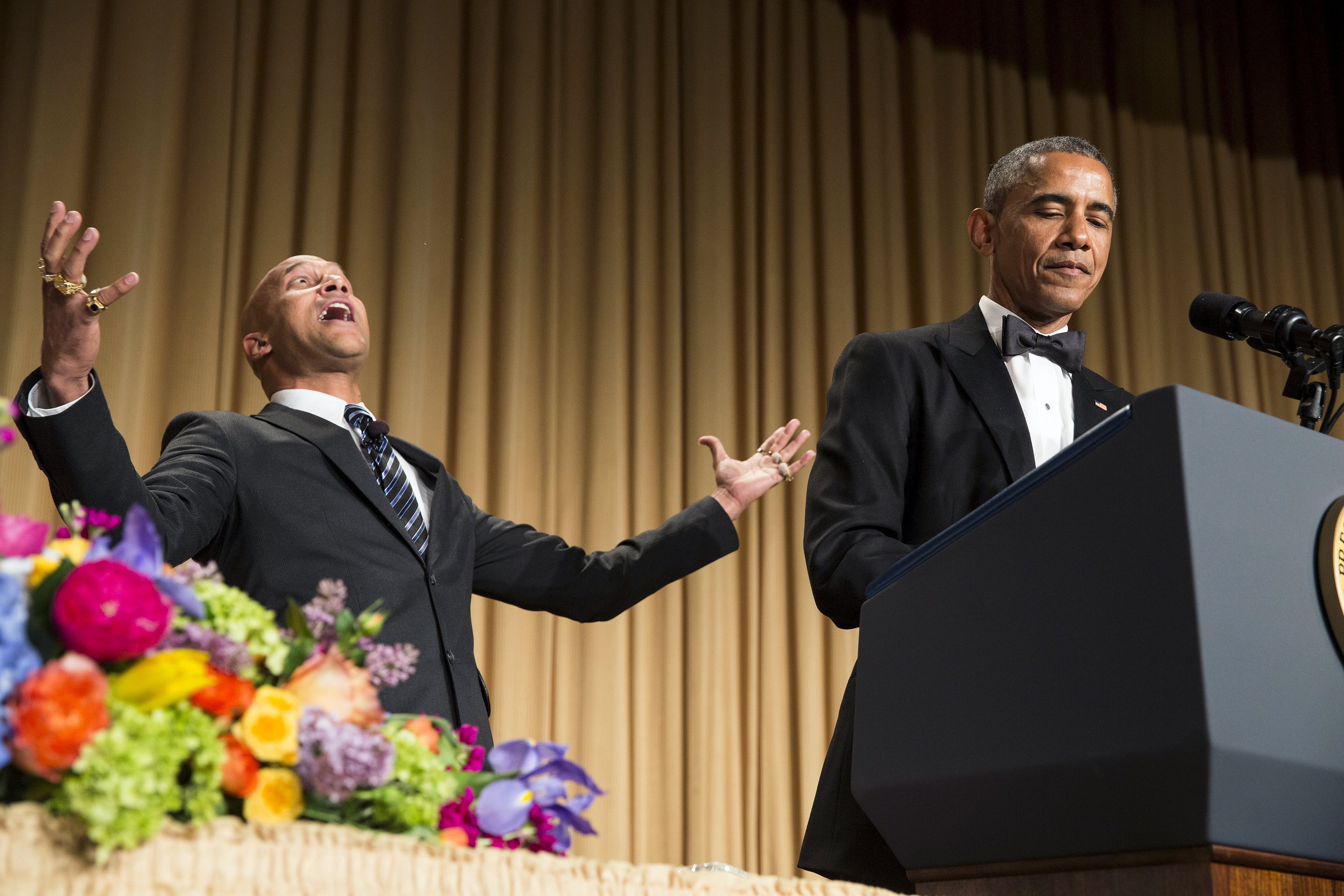 The funniest lines in President Obama's White House correspondents' dinner speech