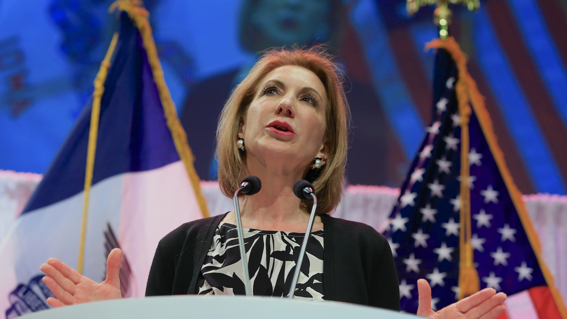 The sexism that propels Carly Fiorina's candidacy