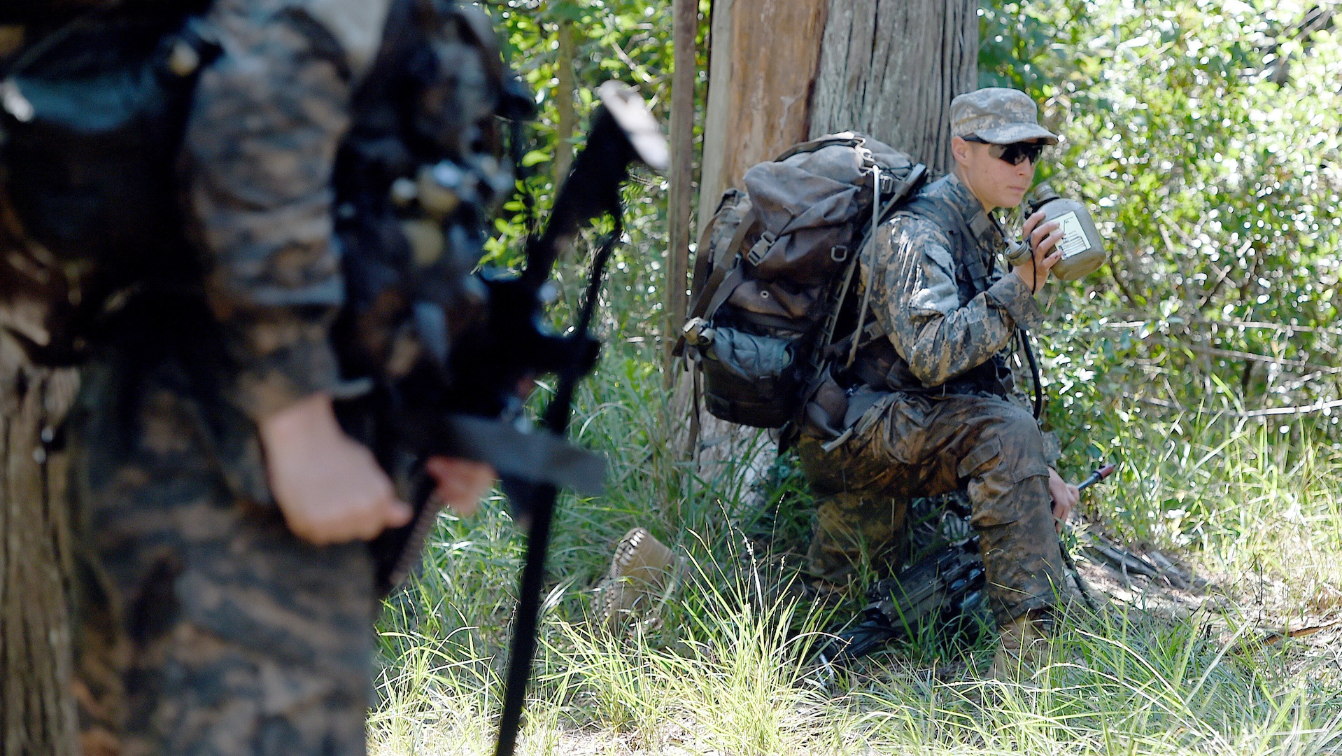 As women finish Ranger course, military faces new pressure on gender barriers