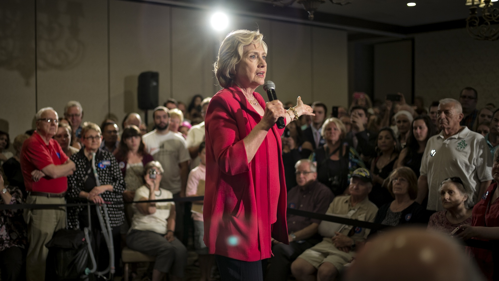 Hillary Clinton's viral nightmare: A video of her 'lying for 13 minutes'