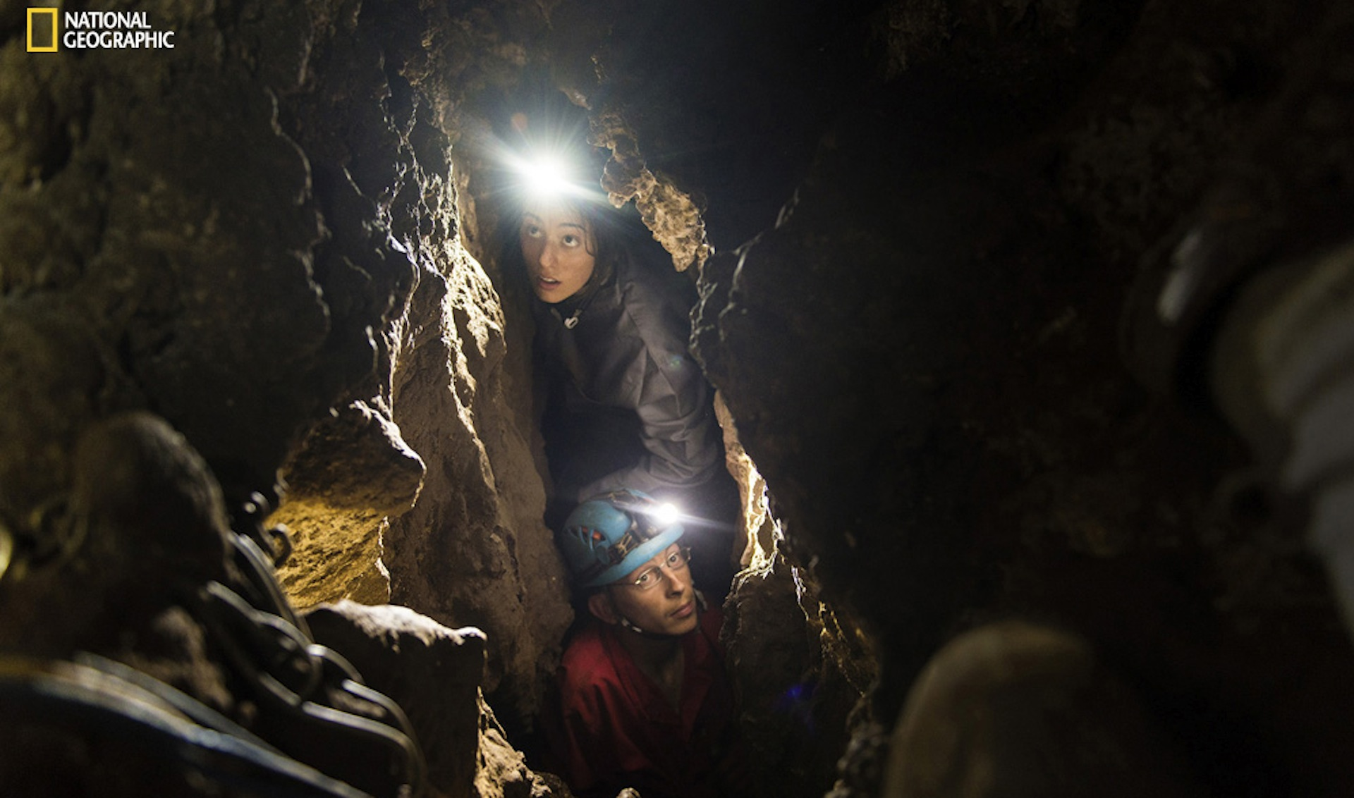 Fossils found in African cave are new species of human kin, say scientists