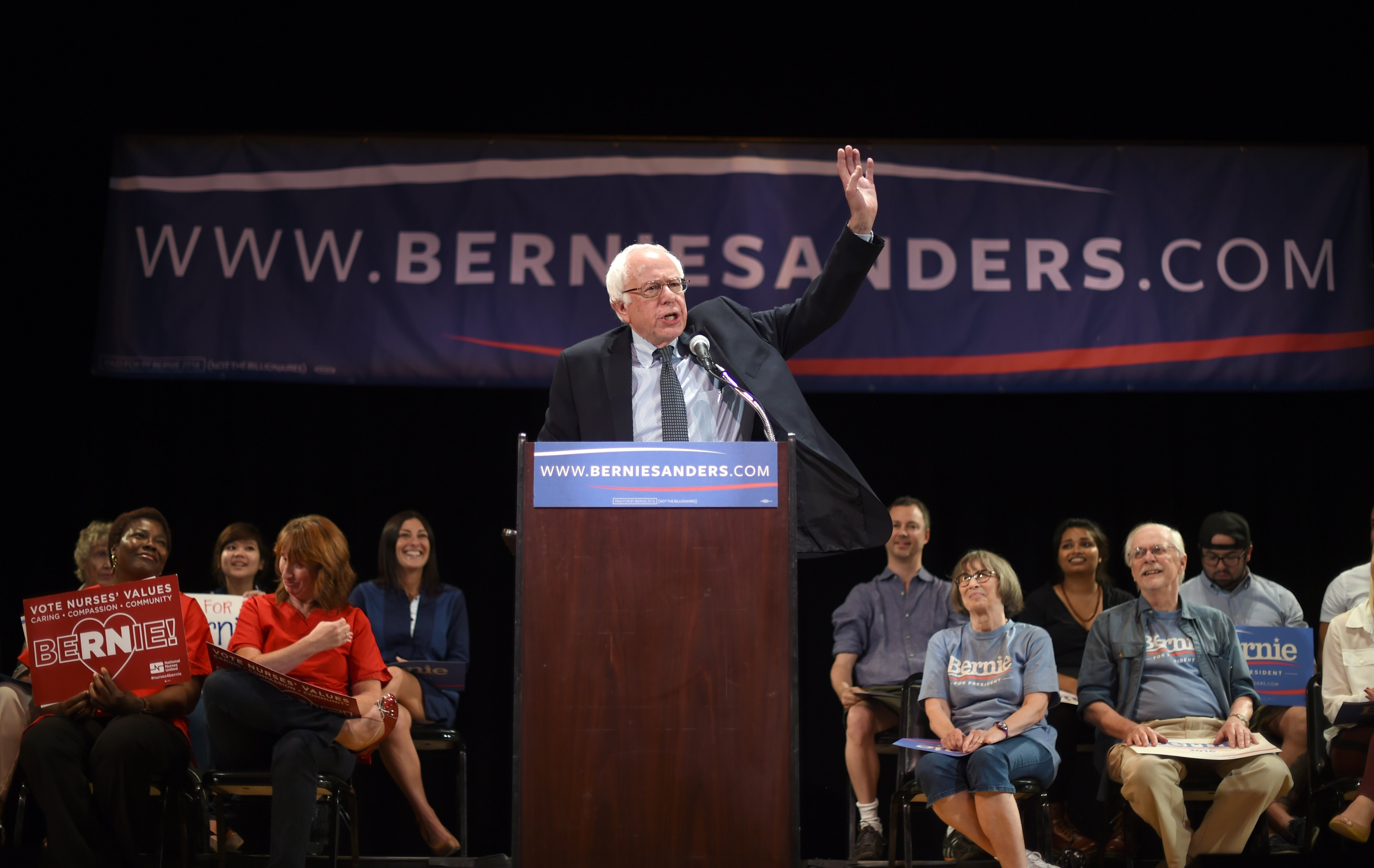 How Bernie Sanders would transform the nation