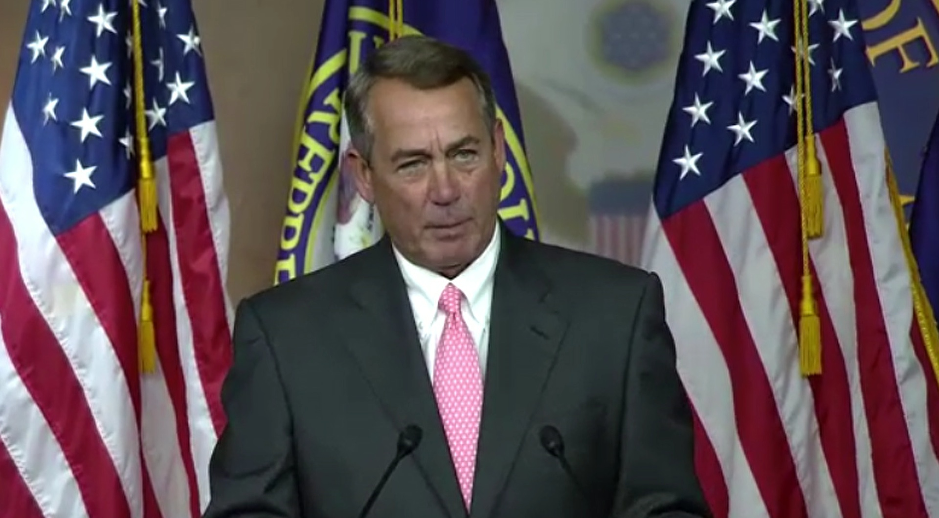 John Boehner just sacrificed his career for the good of the Republican Party