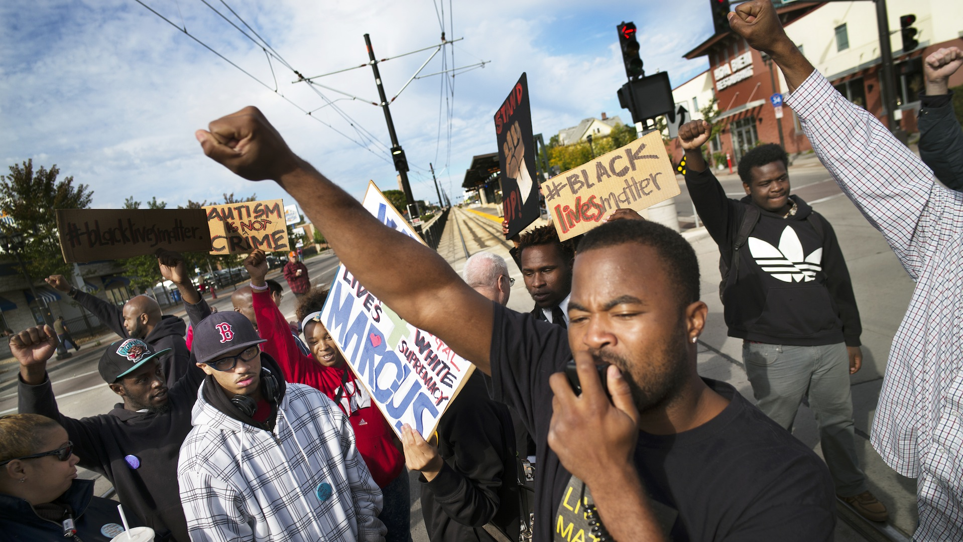 America's tough approach to policing black communities began as a liberal idea
