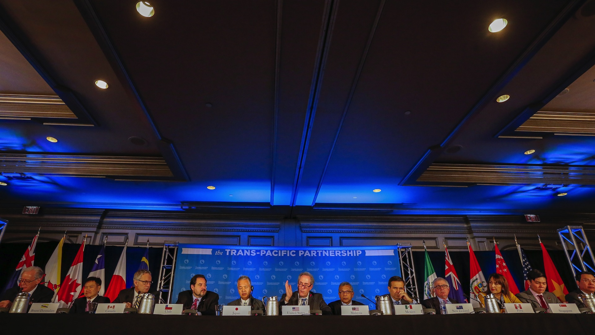 Everything you need to know about the Trans Pacific Partnership