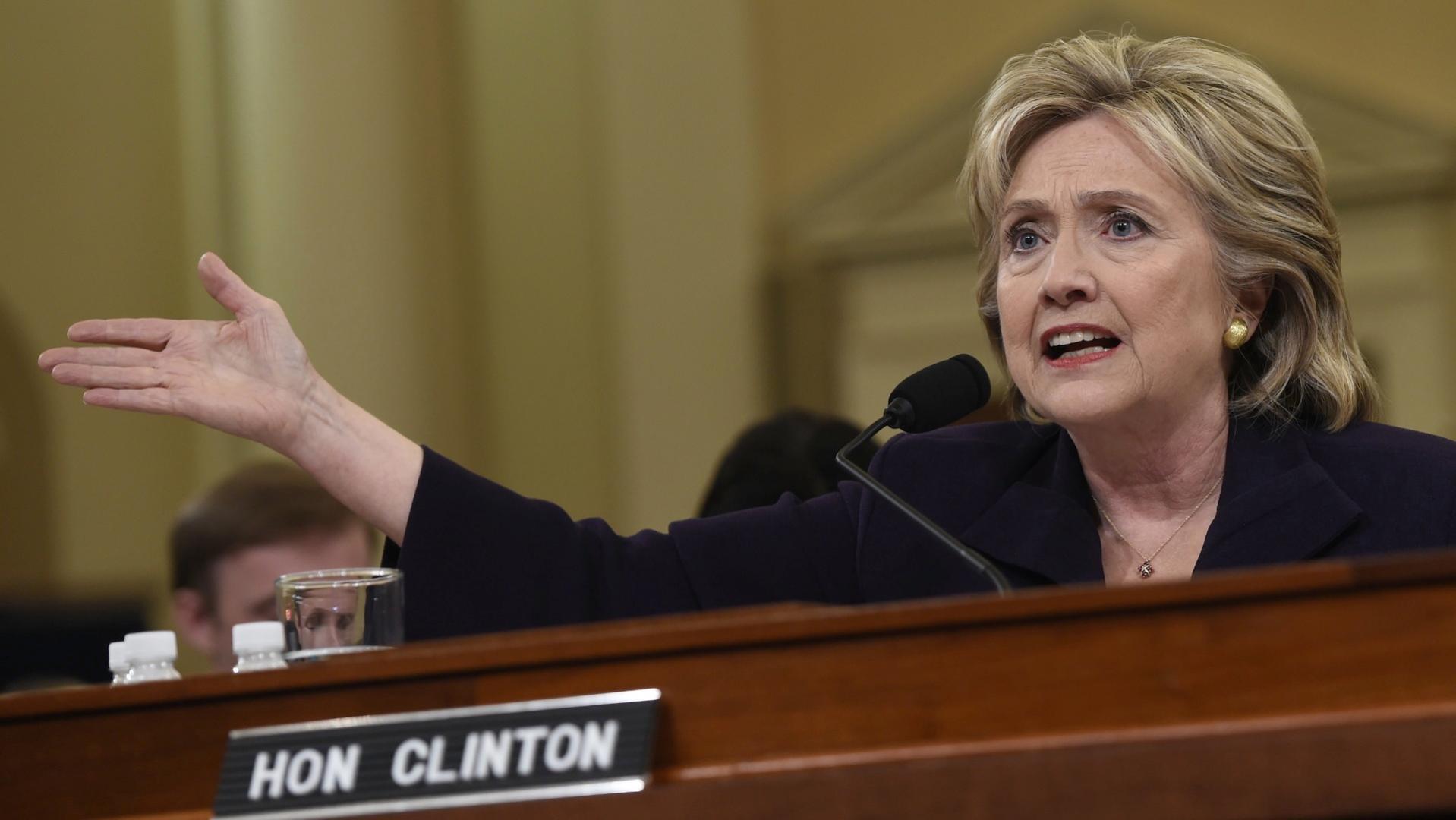 The Daily 202: Eight reasons Hillary Clinton won the Benghazi hearing