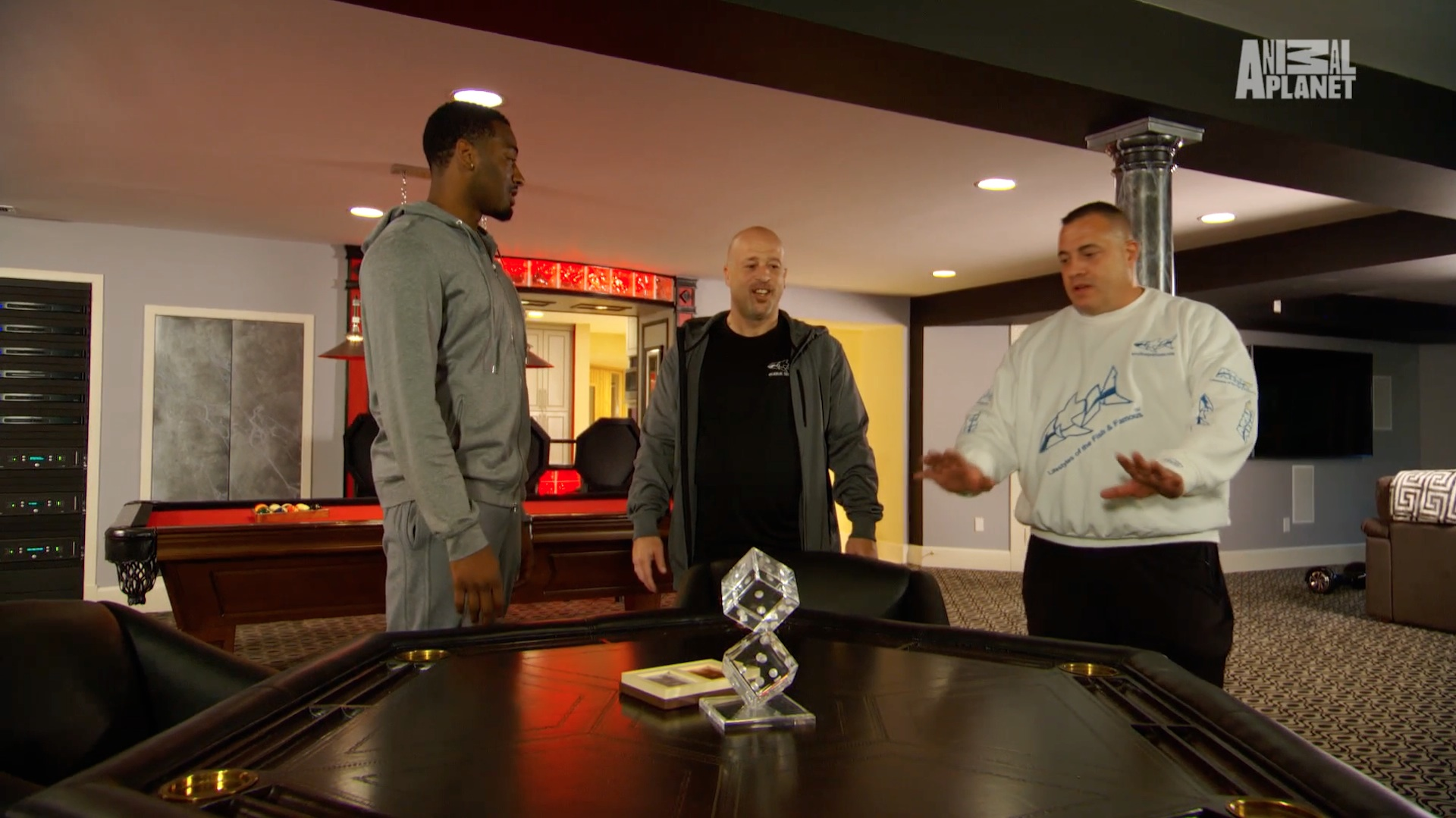Watch What John Wall Wants In His Man Cave The Washington Post