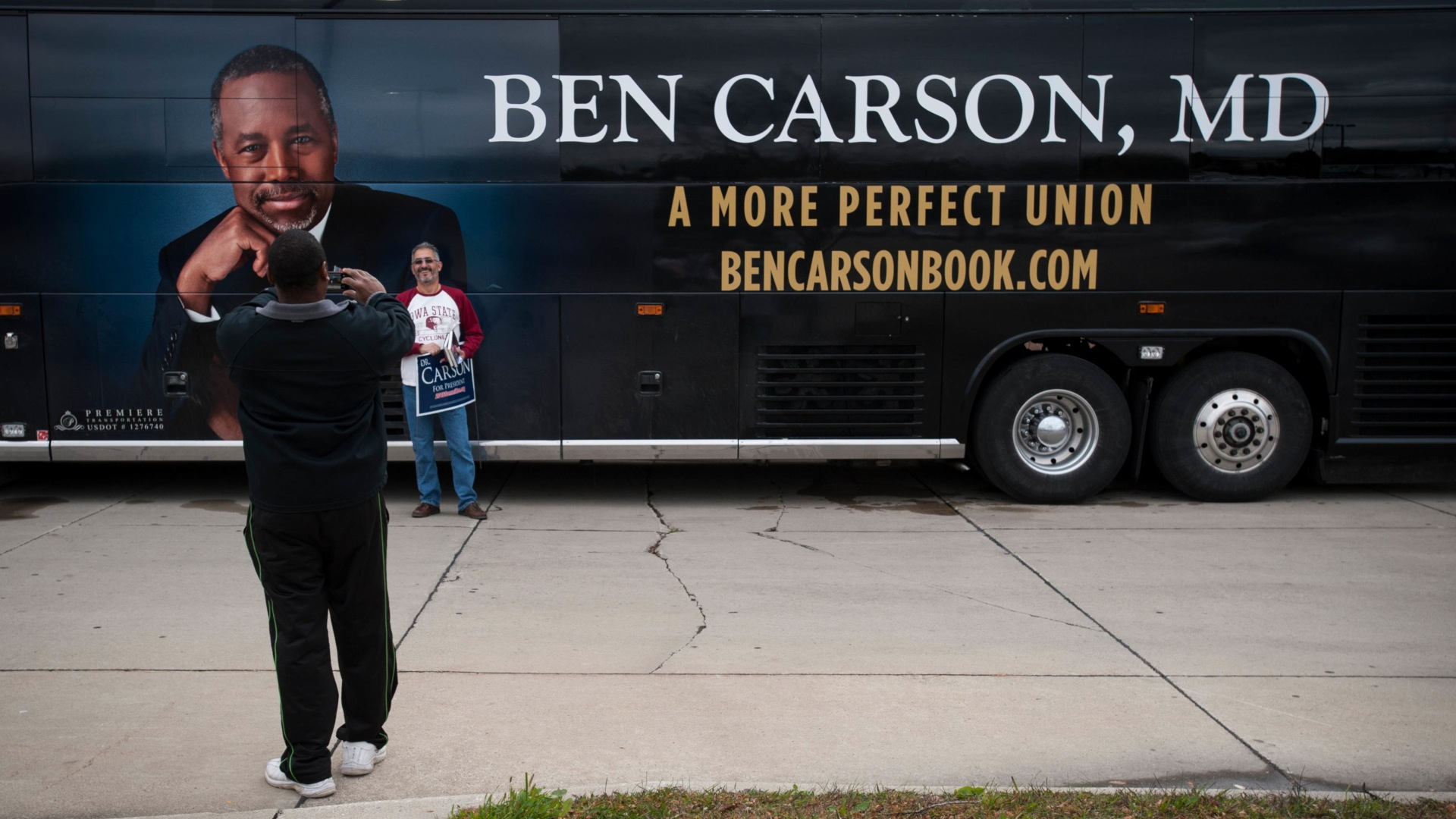 Have Ben Carson's comments doubting the Rapture and hell contributed to his decline?