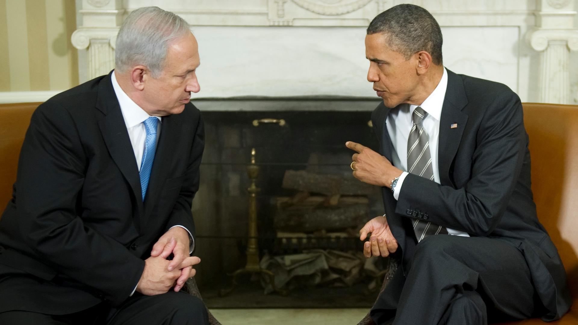 Benjamin Netanyahu further damages U.S.-Israel relations
