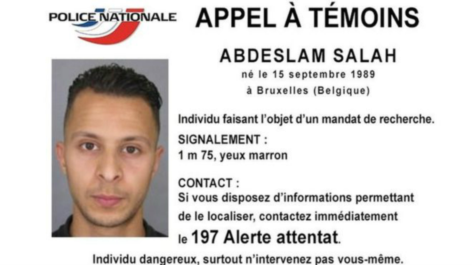 How two brothers became suspected members of the Paris terror plot