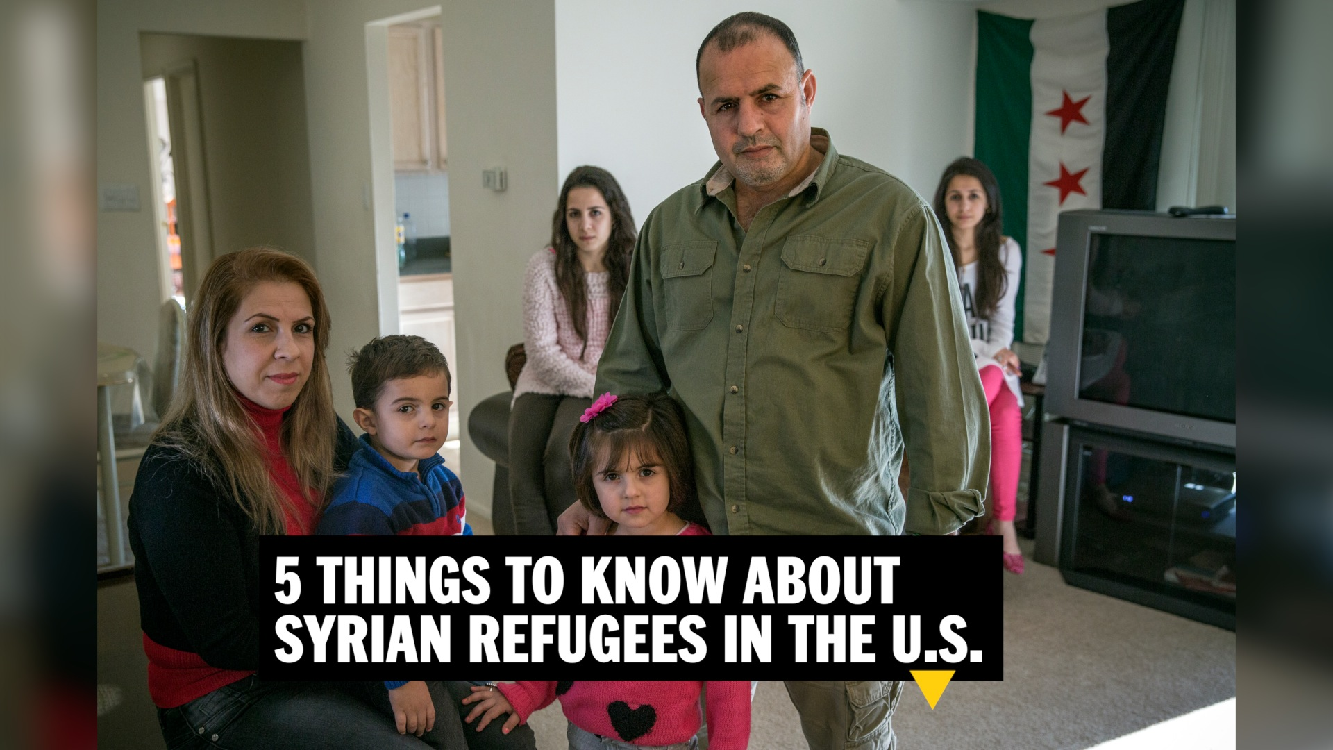 Feds to states: No, you cannot ban Syrian refugees
