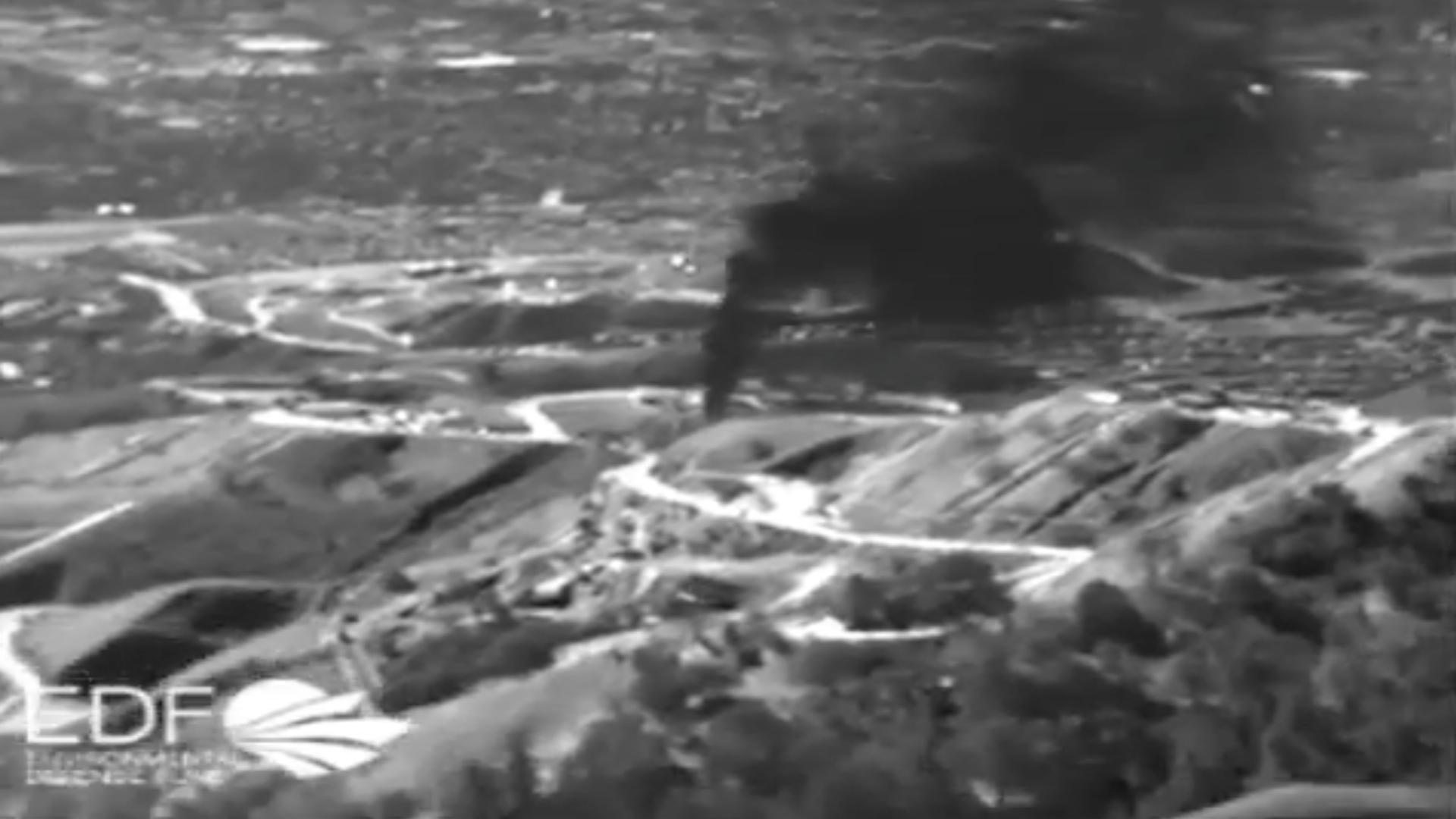 New infrared video reveals growing environmental disaster in L.A. gas leak