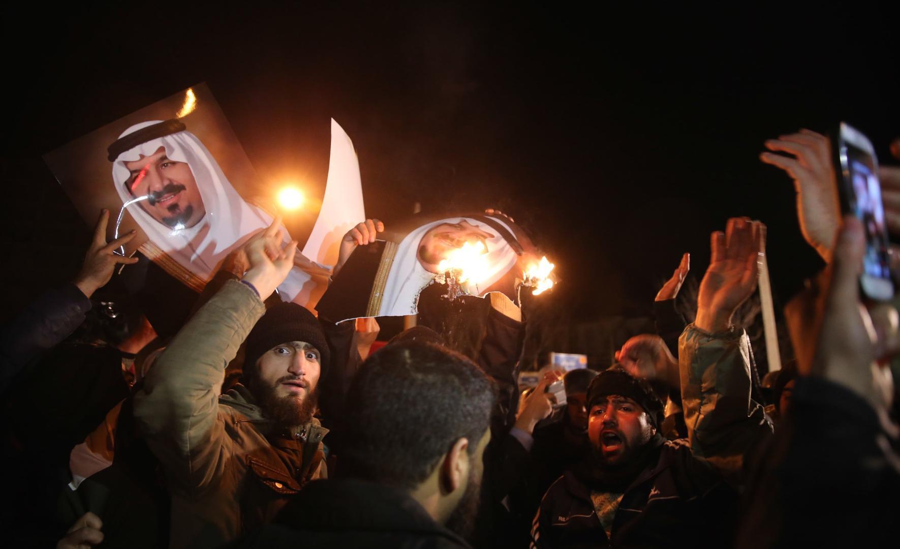 Saudi Arabia breaks diplomatic ties with Iran as crisis intensifies