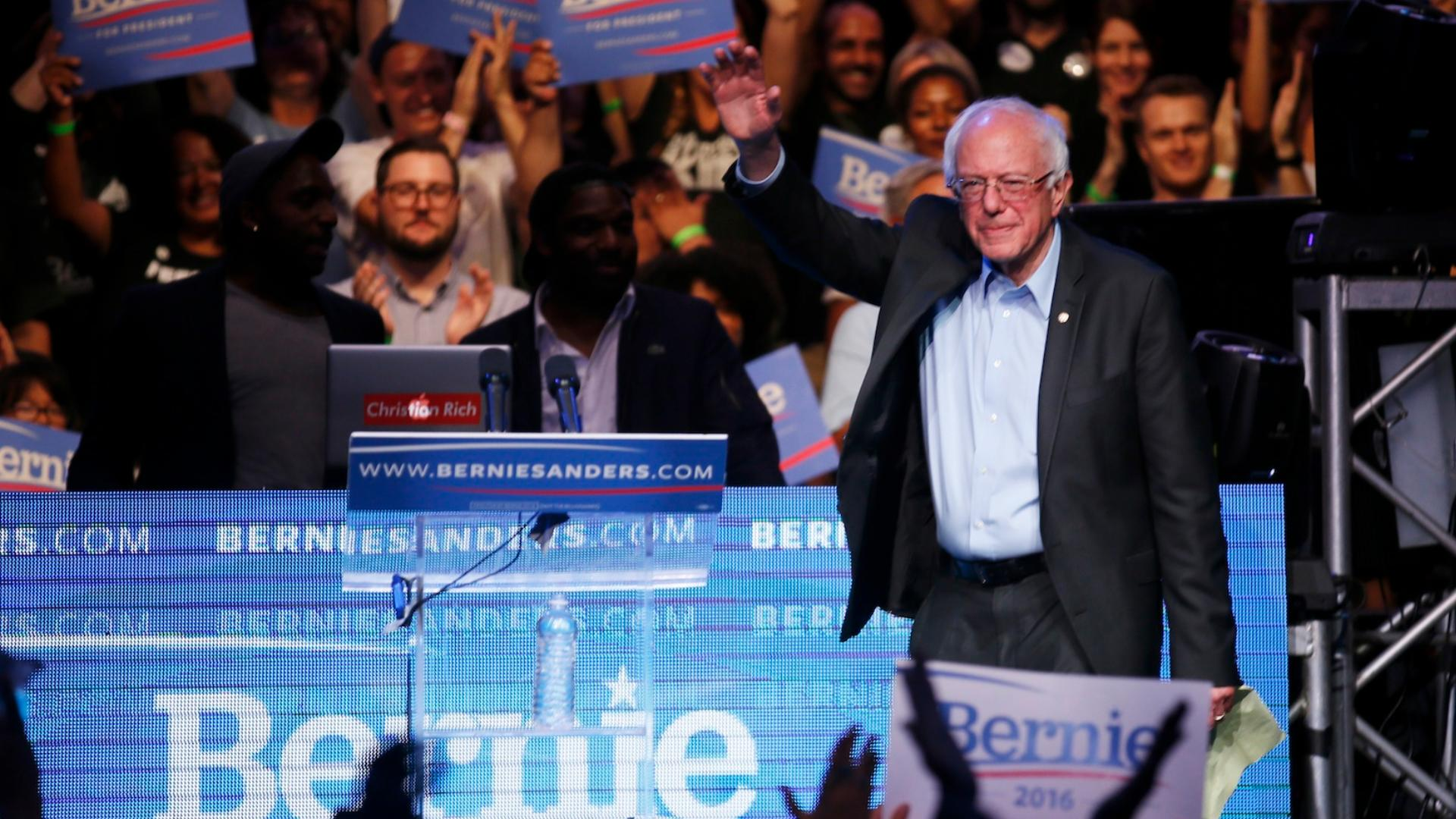 Young voters are failing Bernie Sanders, just as they've failed so many before