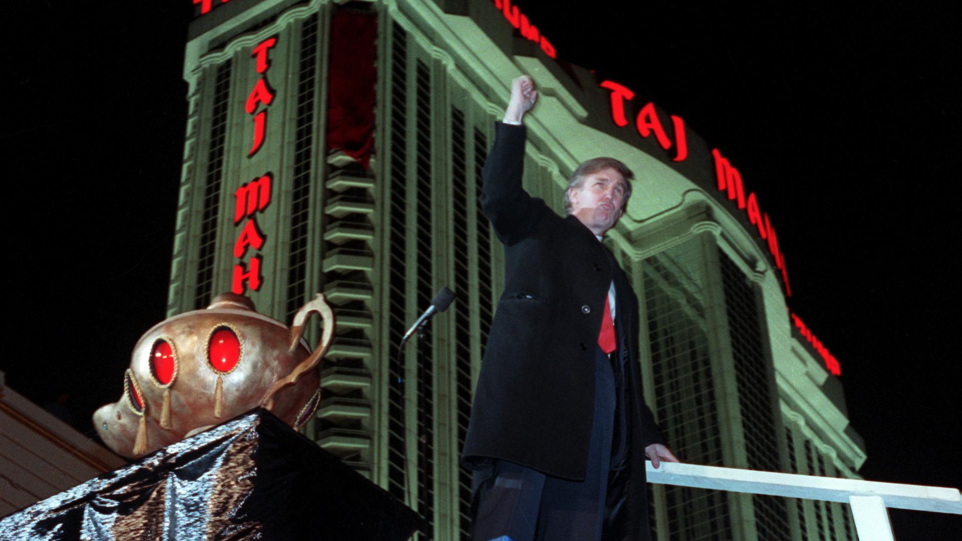 Trump Taj Mahal closes for good following bitter dispute with unions