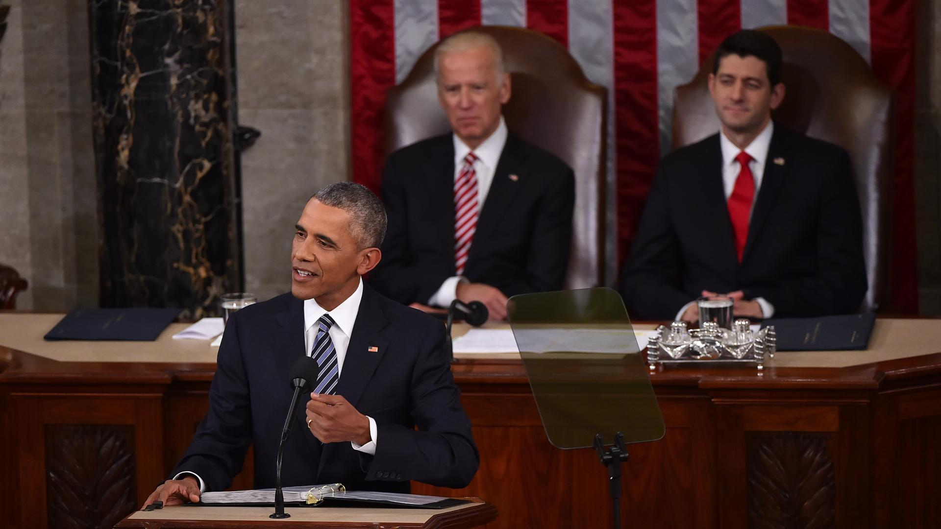 Fact checking the 2016 State of the Union address