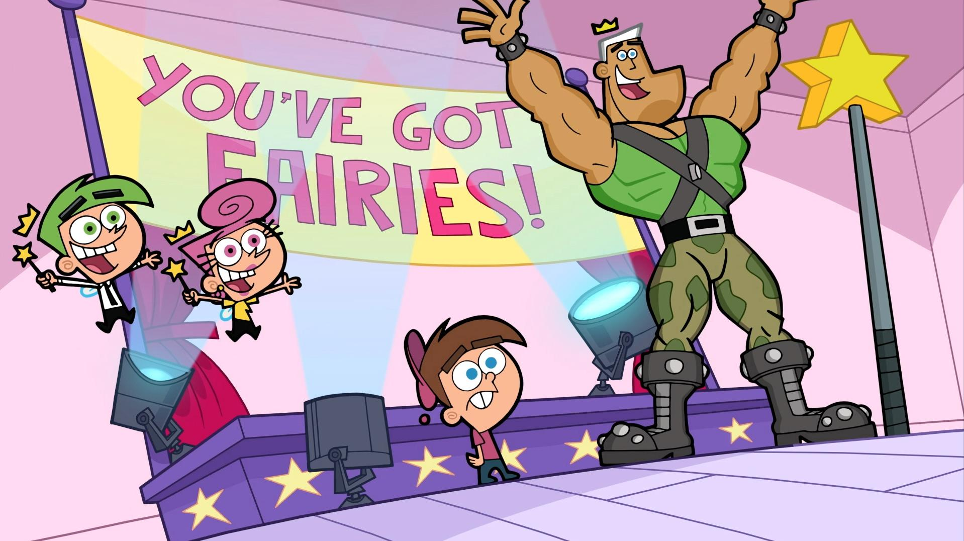 Fairly Odd Parents Photos the 10th season of butch hartman's 'fairly oddparents' is as