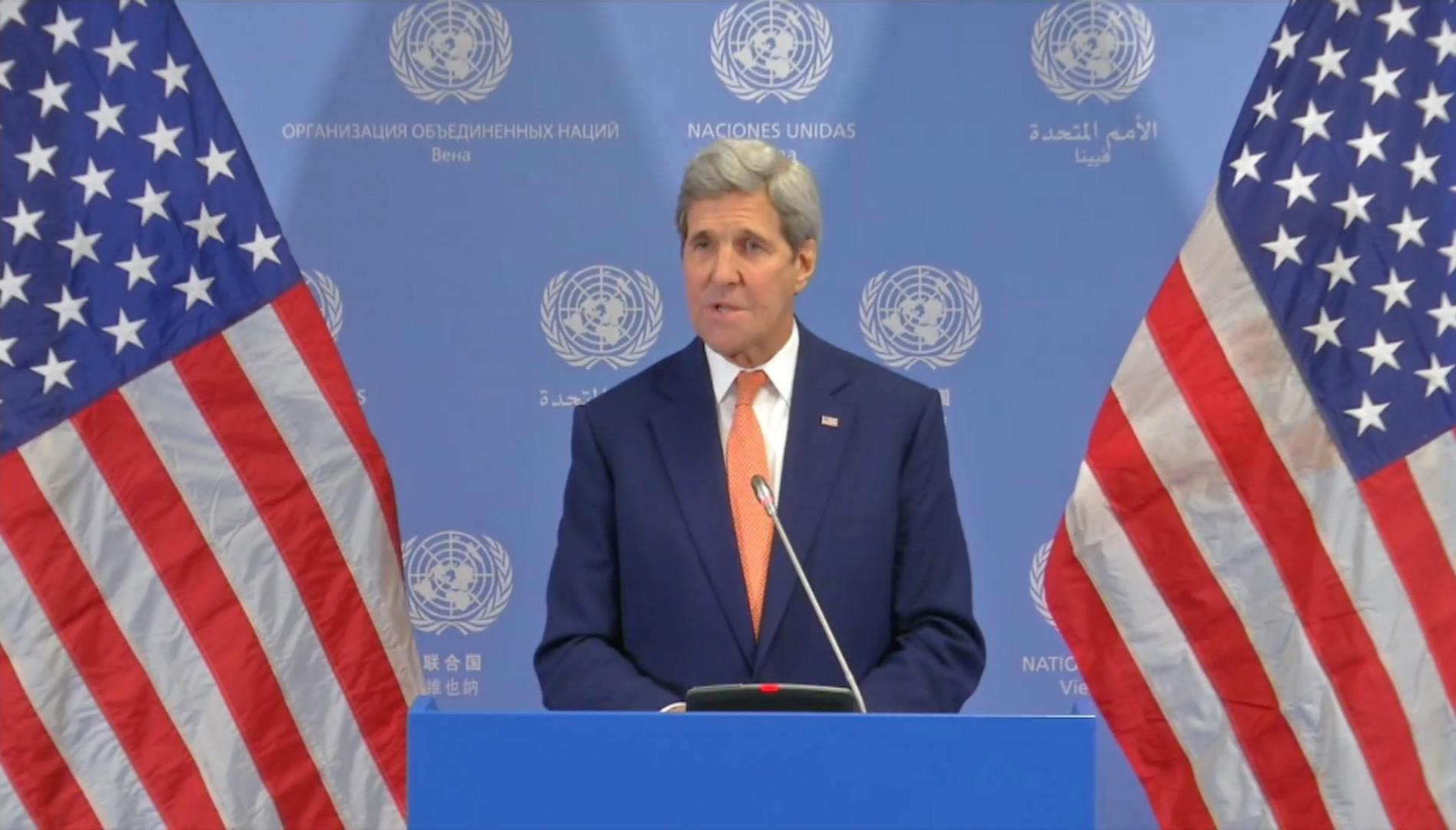 Kerry: Sanctions relief for Iran will not threaten its neighbors