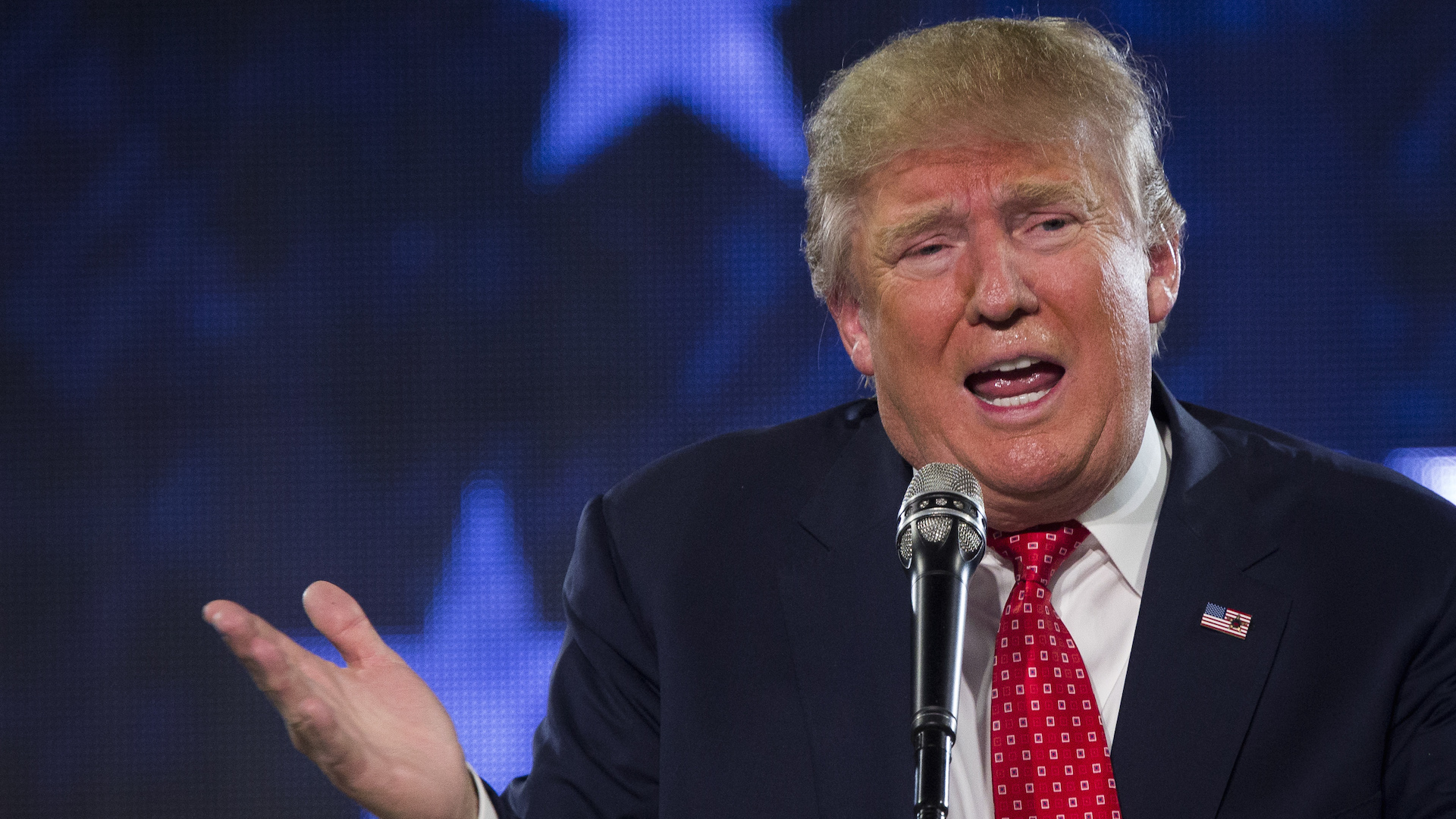 Trump says very curious things about God, church and the Bible