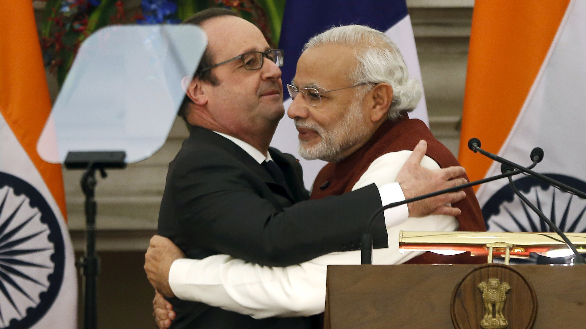Image result for India's Narendra Modi is a hugger of global proportions