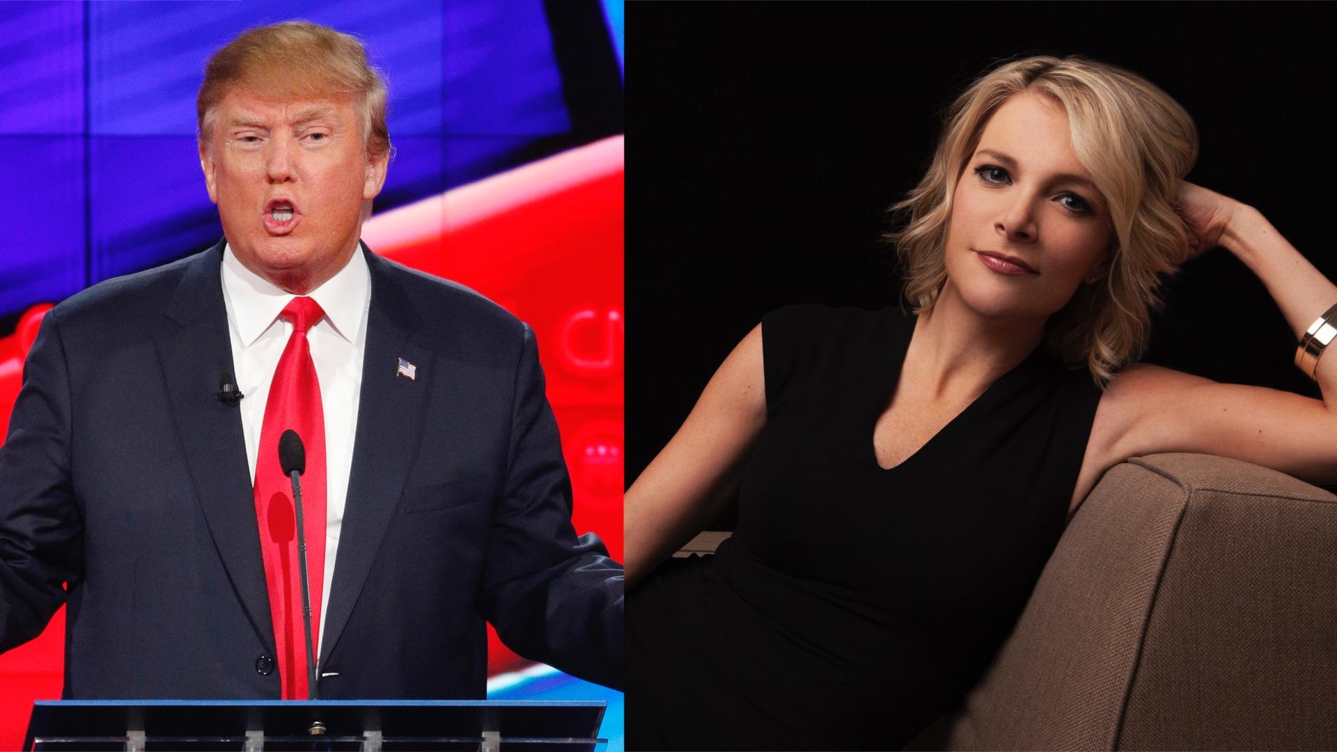 The long, strange history of the Donald Trump-Megyn Kelly feud