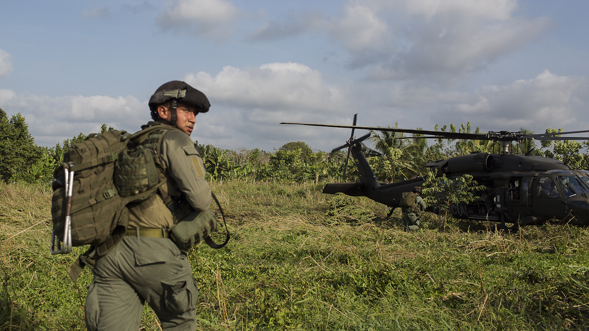 Colombia is preparing for peace. So are its drug traffickers.